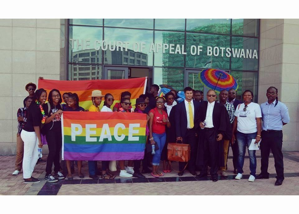 The War on Homosexuality: A look to Botswana