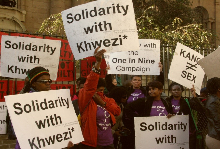in solidarity with khwezi