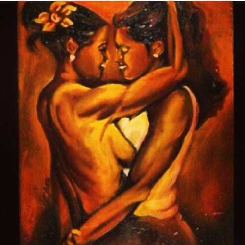 HOLAAfrica, African LGBTI, Queer Women, Love, Erotica