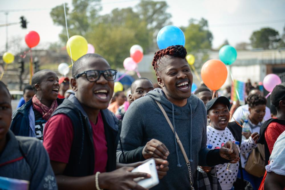 HOLAA, IDAHOT, LGBT Africa, Lesotho