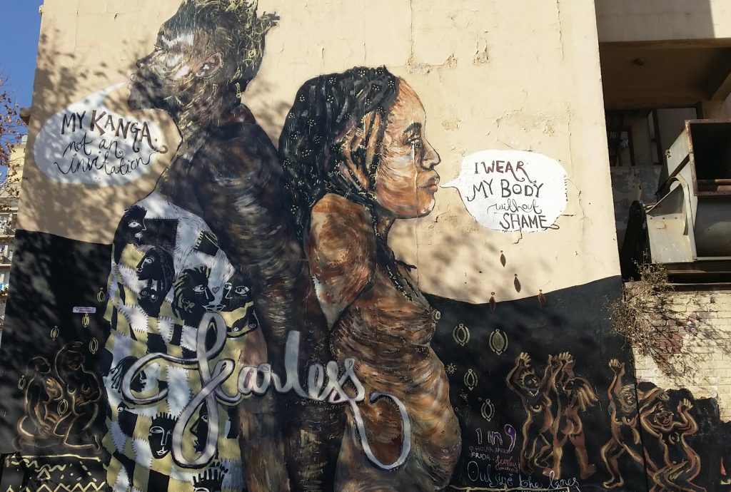 HOLAA Loves: The Fearless Collective and 1in9 artistic body autonomy project