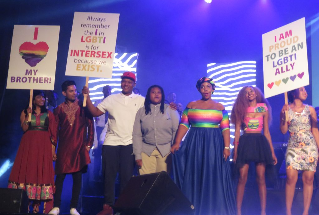 Feather Awards, HOLAAfrica, LGBTI Africa, Awards
