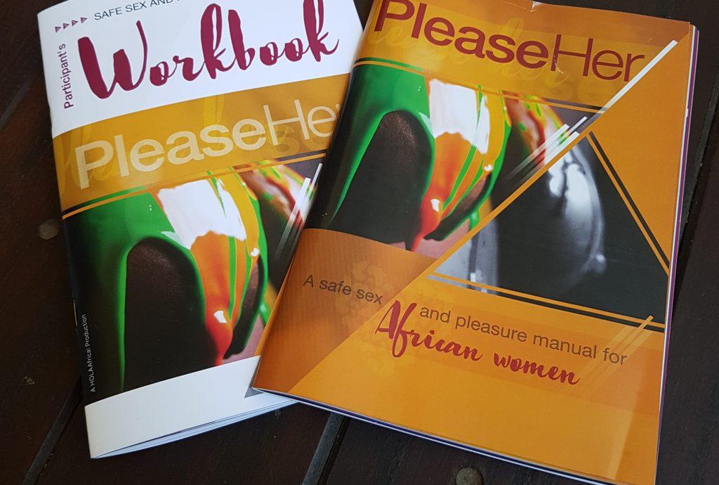 PleaseHer, PleaseHerBW, Botswana, Safe Sex, Africa, WSW