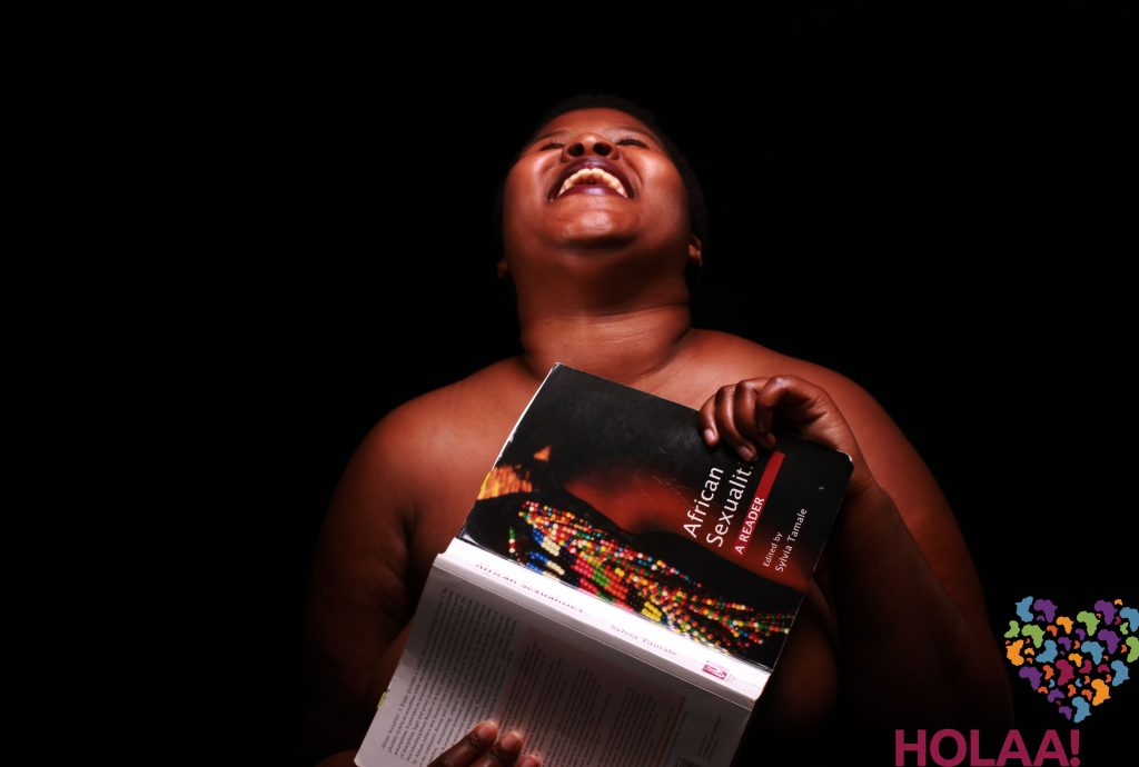 HOLAA, HOLAAfrica, Posts, Queer, Africa, Ithongomusings, Photography, LGBTIQ, Queer Women of colour,