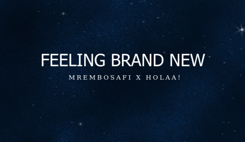HOLAA Loves: Feeling Brand New (an audio compilation)