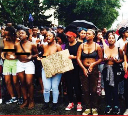 #RhodesWar and being expelled for protesting rape culture whilst rapists graduate