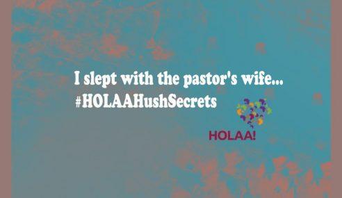 HOLAAHush Week 1