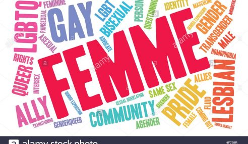 Femme? Bear? Bicurious? Lipstick Lesbian? Cis gender? : A Glossary of  terms you should know