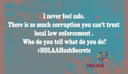 HOLAAHush Week 10