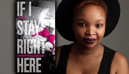 Cheeky Natives reviews: If I Stay Right Here by Chwayita Ngamlana