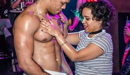A Magic Mike strip session showed me how much women love sex