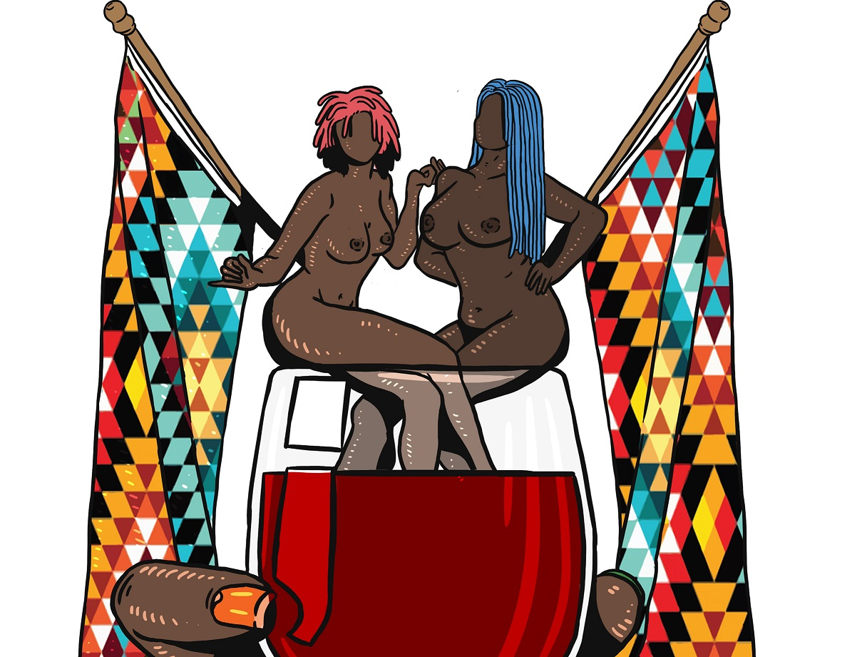 The Wildness, African podcast, Sex positive, podcast, queer