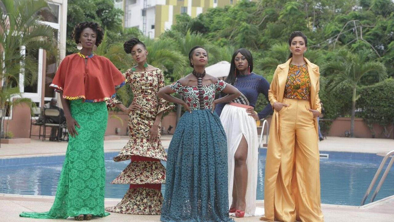 An African city, Afropolitan, HOLAAfrica