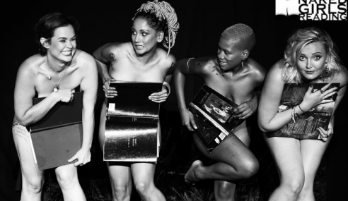 The Wildness Ep 18: Chatting reading butt naked with Alicia and Sibongile from Naked Girls Reading Johannesburg